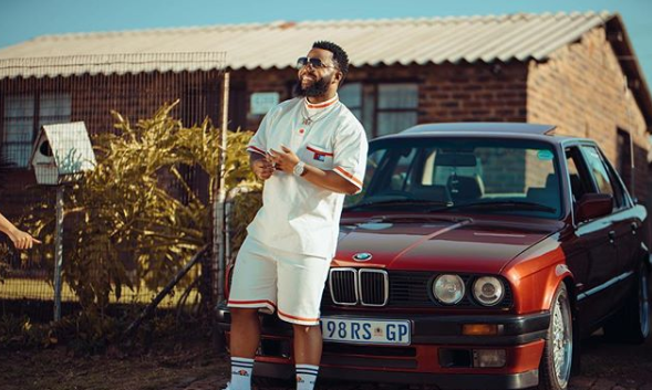 Cassper's #FillUp Trademark Not Yet Granted