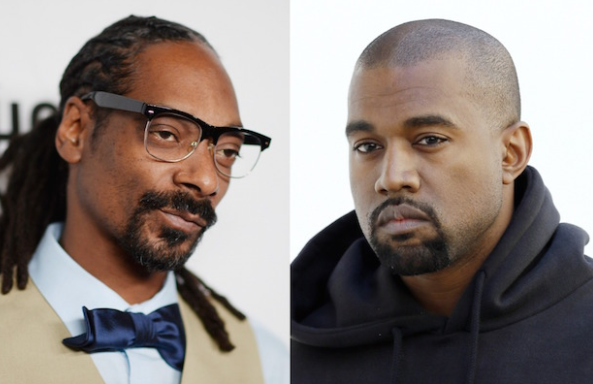 Snoop Dogg Curses Out Kanye West & Donald Trump