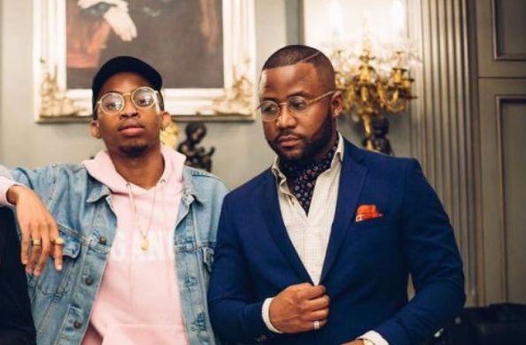 Cassper And Tshego Fires Shots At Each Other During Tweezy And Gemini InstaLIVE