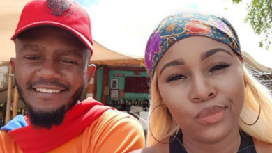 Photo of Kwesta Mocking His Wife For Being Cheap Is The Funniest Thing