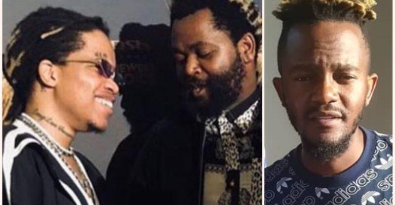 Kwesta On Sjava, Saudi & Yugen's Assists On A Grammy Nominated Album