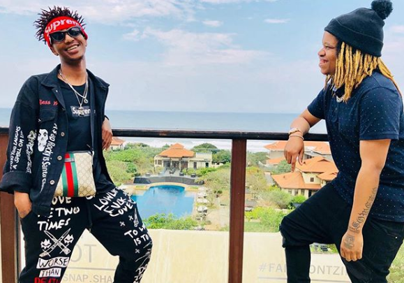Saudi Says He Is Proud Of Emtee For Leaving Ambitiouz Entertainment