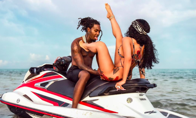Cardi B shares the craziest reason why she got Offset's name tattooed on her
