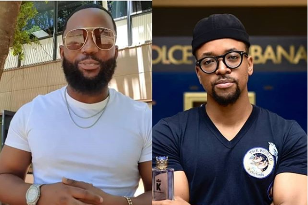 Fans Think Cassper Is Shooting His Shot At Maps Maponyane's Wife