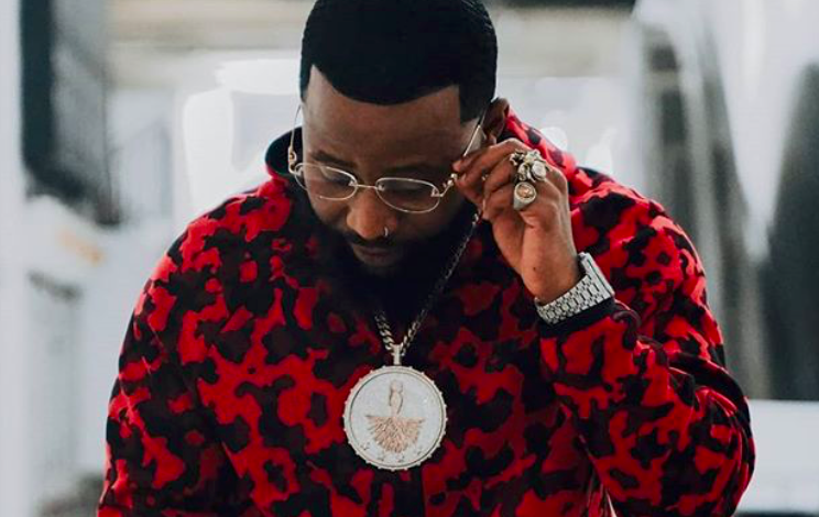 Cassper Nyovest Shows Off His Watch Worth R2 Million