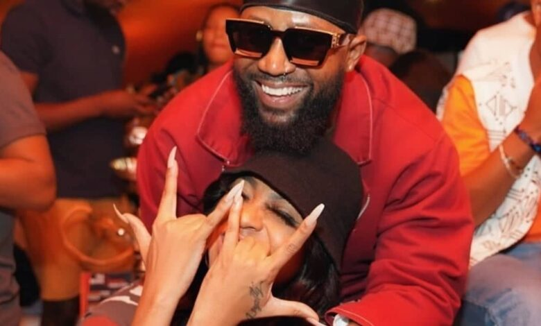'You Haven't Been The 'Game's' Favorite,' Nadia Stands Up For Cassper!