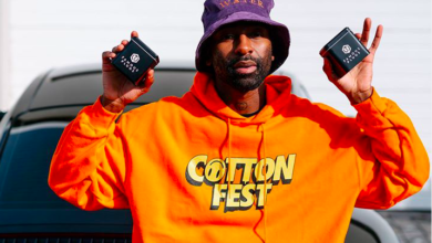 Photo of Da L.E.S's Disrupts The Headphone Game With Famous Plugs