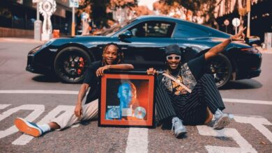 Photo of 5 Times Riky Rick Showed Off His R1.5 Million Car