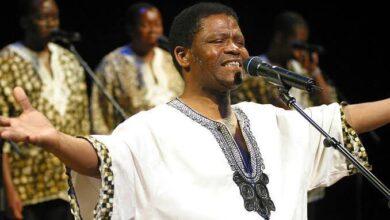 Photo of SA Rappers React To The Passing Of Legendary Ladysmith Black Mambazo Leader 'Joseph Shabalala'