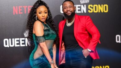 Photo of Recent Image Of Cassper Eyeing Nadia Nakai Leads To Another Dating Speculations!