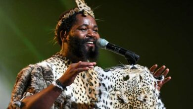 Photo of How SA Celebs Reacted To Sjava/Lady Zamar Case