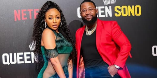 Cassper On One Thing That Would Test His Friendship With Nadia