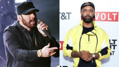 Photo of Joe Budden Reacts To A Leaked Eminem Verse Dissing Him From 'Bang' Single