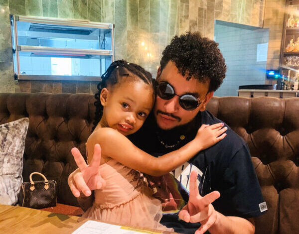 See How The Dads Of Mzansi Hip Hop Celebrate Fathers Day With Their Kids