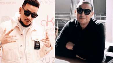 Photo of Pic: AKA Wishes His Father A Happy Birthday With Throwback Snap Looking Like his Photocopy