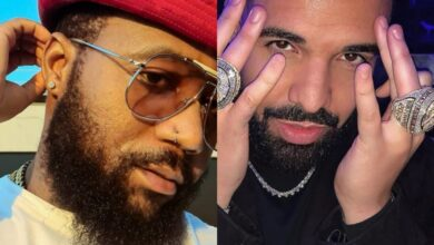 Photo of Cassper Responds To Being Asked If He Thinks He's On The Same Level As Drake!