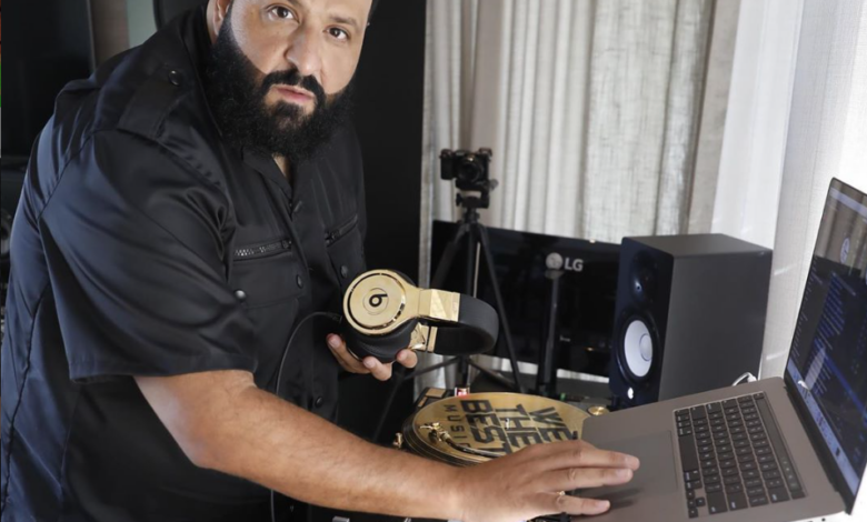 DJ Khaled Breaks-down The Difference Between A Producer And A Beat Maker