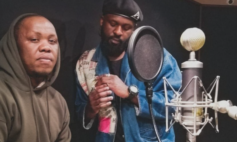 Blaklez And PdotO Drop The Album Artwork For Their Latest Joint Project