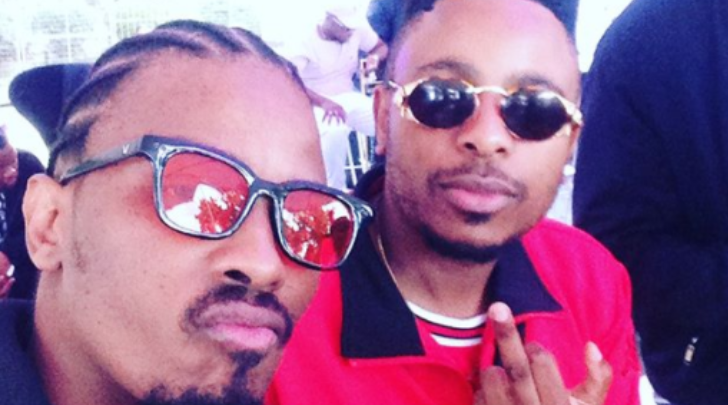Pic: L Tido Shares A Hilarious Memory Of Why Sean Pages Grew An Afro