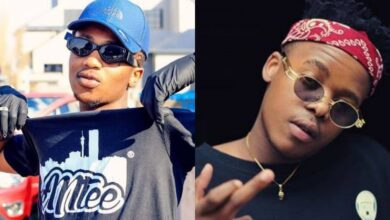 Photo of Kid Tini Clarifies Where He Stands Between The Emtee & Ambitiouz Entertainment Beef