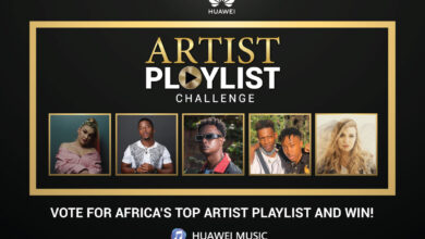 Photo of Africa's top and emerging artists team up with HUAWEI Music to curate playlists of their favourite tracks
