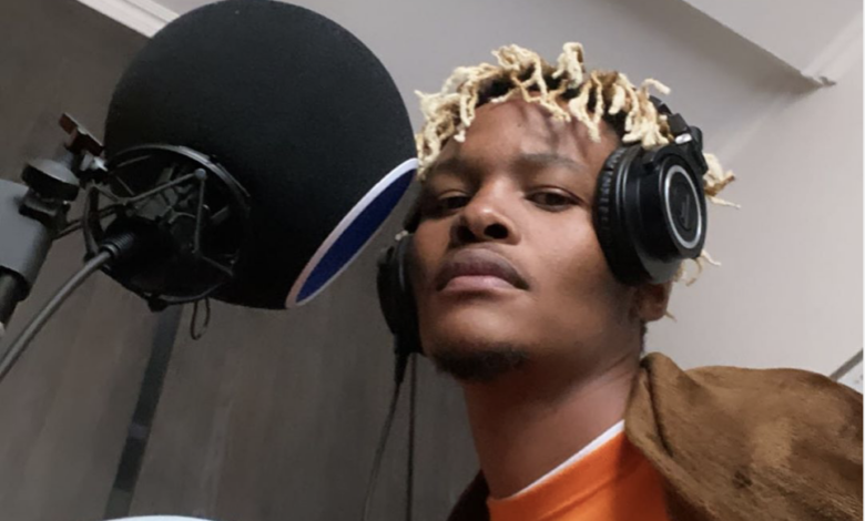 Watch! Zingah Shares A Snippet Of His Latest Project