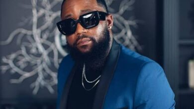 Photo of Cassper Nyovest Mourns The Death Of His StepDad