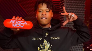 Photo of How Nasty C Reacted When Fans Asked When He Is Having A Baby