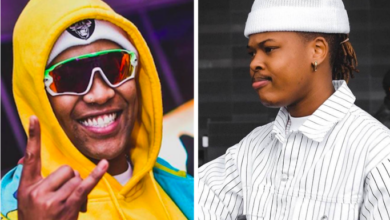 "Photo of Nasty C: Throws Massive Shade At Speedsta ""Imagine having Speed in your name and not in your career"""