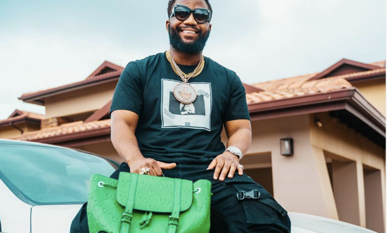Cassper's Latest Album #AMN Debuts At No 1 in West Asian Country