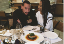 Photo of 5 pics Of AKA And His Bae Nelli Tembe