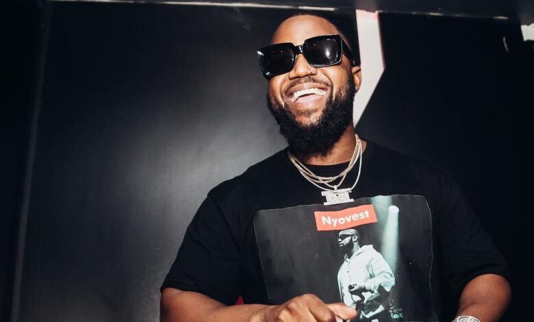 Cassper Dominates Top 15 Hip Hop Songs Currently On Apple Music