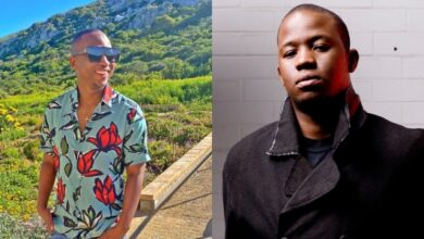 Photo of khuli Chana Congratulates Mo Molemi On The Opening Of His New Business