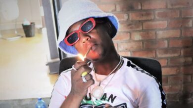 """Photo of """"Leave the mother of my kids alone,"""" Emtee Defends Baby Momma After Exclaiming Abuse"""