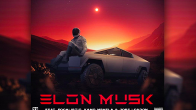 Photo of Da L.E.S Drops Elon Musk Ft Focalistic x Jobe London x Kamo Mphela