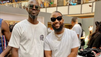 Photo of Cassper Reveals 2 Major International Rappers Black Coffee Casually Texts With