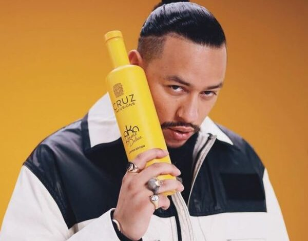 """AKA Throws Shade At Haters Who Called His Banana Deluxe Vodka A """"Weird Flavour"""""""