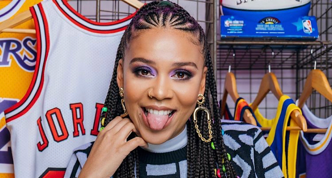Sho Madjozi Snaps Beautiful Pictures On Holiday In Tanzania