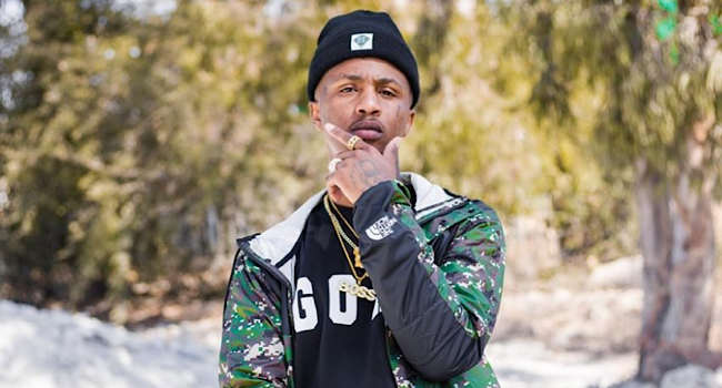 Emtee Releases IThemba As Second Single For 2021