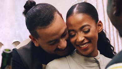 Watch! AKA Flexes About His Girlfriend's Rolex By Pouring Champagne On It