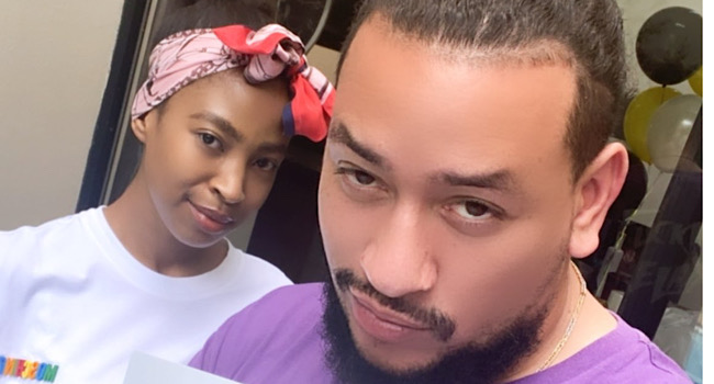 Is AKA Hinting At An Engagement To Girlfriend Nelli Tembe?