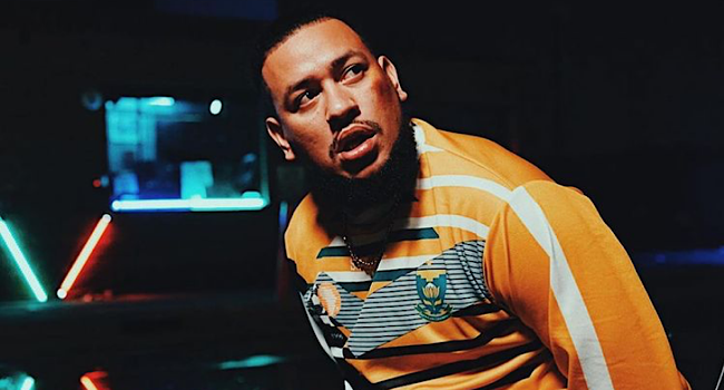 AKA Drops Finessin' Music Video