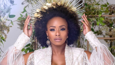 Boity Reacts To A Tweep Saying Her Boyfriend Gave Her A Month To Look Like Her