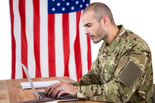 Evisors:  Helping a military man earn his MBA navigate his career + more.