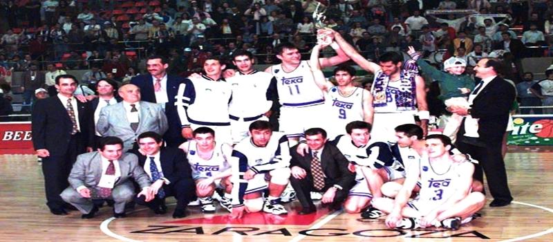 Partido   Real Madrid vs Olympiacos   Final Copa de Europa 1995