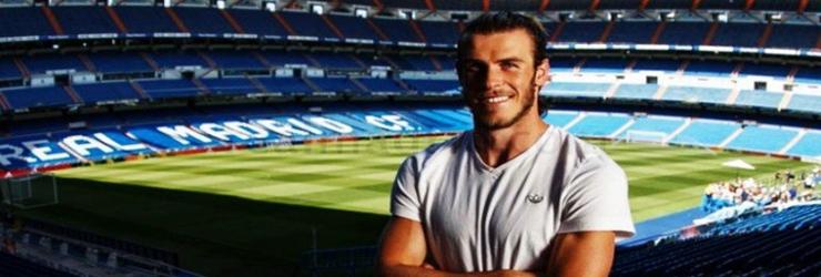 Entrevista a Gareth Bale en RMTV
