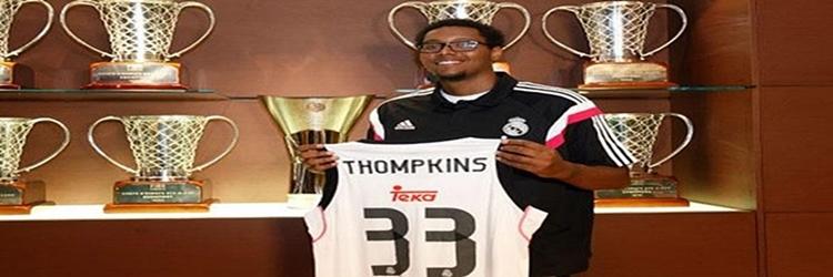 El Real Madrid hace oficial el fichaje de Trey Thompkins