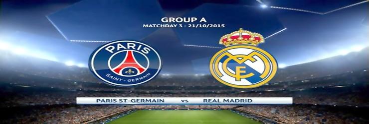 El Madrid merecio más : PSG 0 – 0 Real Madrid