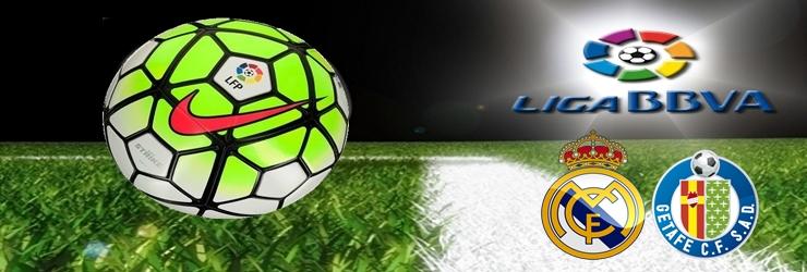 Victoria balsamica: Real Madrid 4 – 1 Getafe