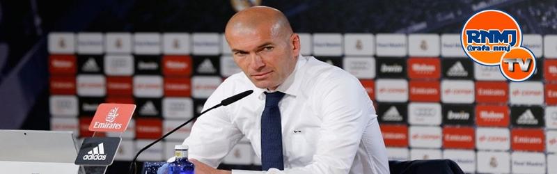 Rueda de prensa de Zidane tras el partido ante el Atlético de Madrid